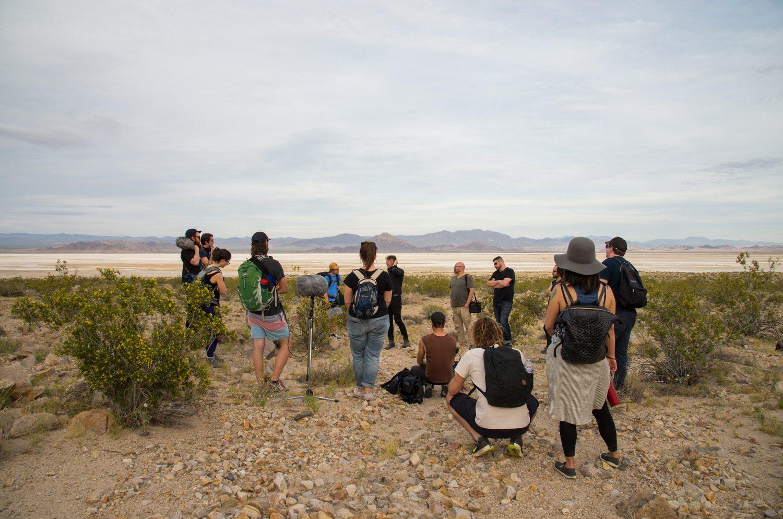 Desert Studies Center, Zzyzx, CA – Photo by Christopher Wormald