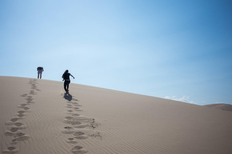 Dumont Little Dunes, CA – Photo by Christopher Wormald